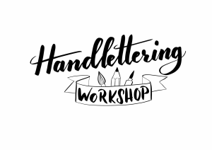 04-02 Hand/-Brushlettering Workshop mit Xenia Vaas