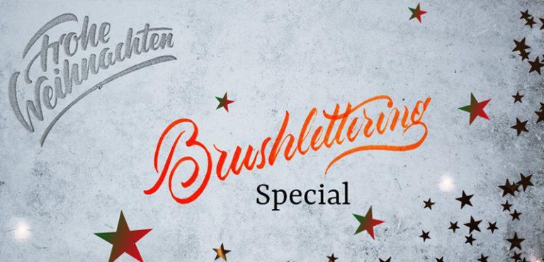 12-02 Brushlettering Special in Frankfurt @ Kreativ Huhn